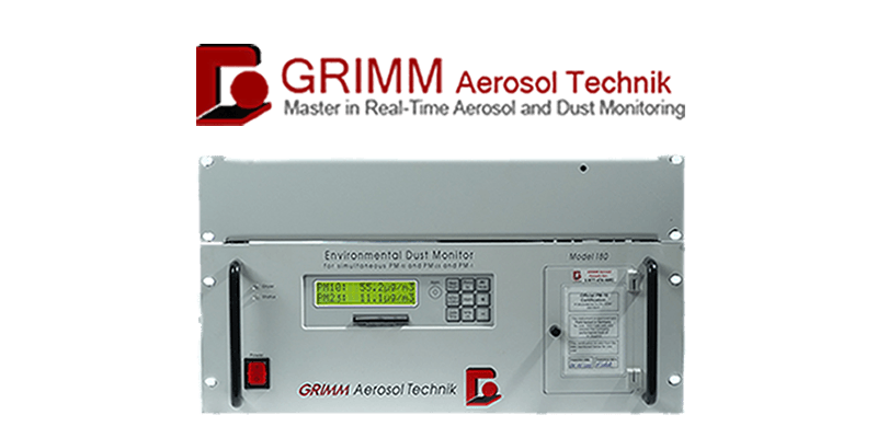 Monitores de material particulado Grimm Aerosol
