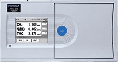 Analizador de Calidad del Aire. Hidrocarburos (HC). Horiba APHA-370