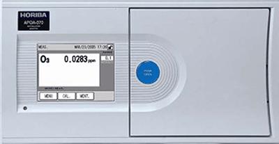 Analizador de Calidad del Aire. Ozono (O3). Horiba APOA-370