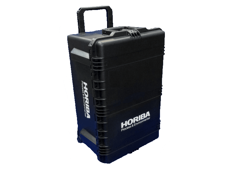 Sistema portátil de medida de emisiones – Horiba PG-300