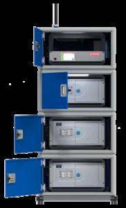 Shelter hardbox modular para Horiba AP Series