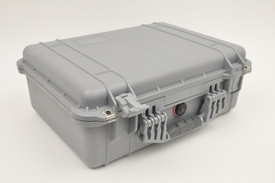 Caja de transporte de PVC – Grimm EDM 107