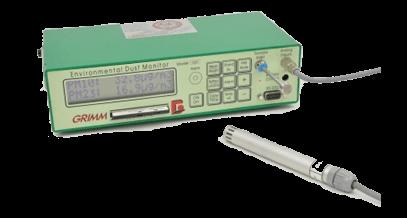Monitor de Material Particulado. Grimm EDM 107