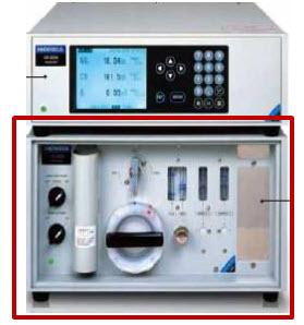Sistema de acondicionamiento de muestra VS-3001