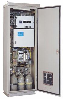 Sistema Continuo de Medida de Emisiones. Horiba ENDA 5000