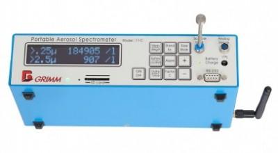Monitor de Material Particulado Indoor (IAQ). Grimm 11-C