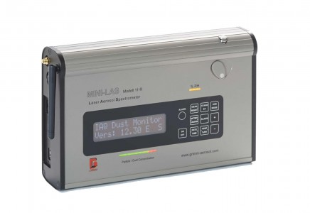 Monitor de Material Particulado Indoor (IAQ) – Grimm 11-R
