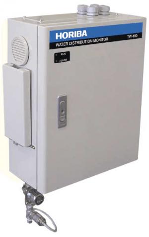 Monitor de Distribución de Aguas. Horiba TW-100