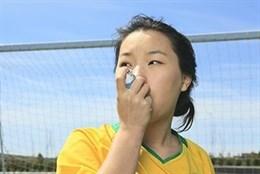 La exposición al ozono al nacer aumenta el riesgo de desarrollar asma