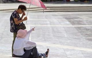 El cambio climático ya es un riesgo para la salud en España por las temperaturas extremas y el contagio de enfermedades