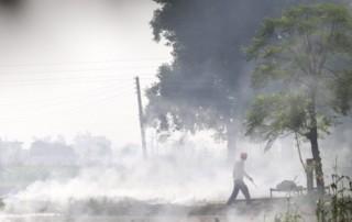 India impone medidas de emergencia para luchar contra polución del aire