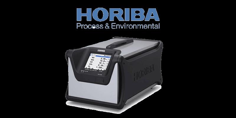 Sistema portátil de medida de emisiones – Horiba PG-300 Series