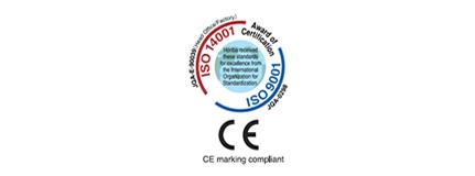 Certificado Conformidad con CE