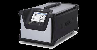 Sistema portátil de medida de emisiones. Horiba PG-300 Series