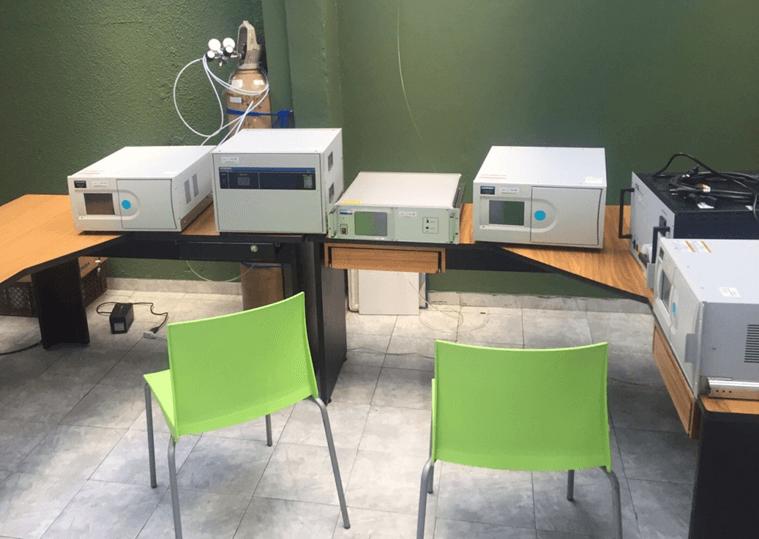 Laboratorio de Calibración - Analizadores de Calidad del Aire