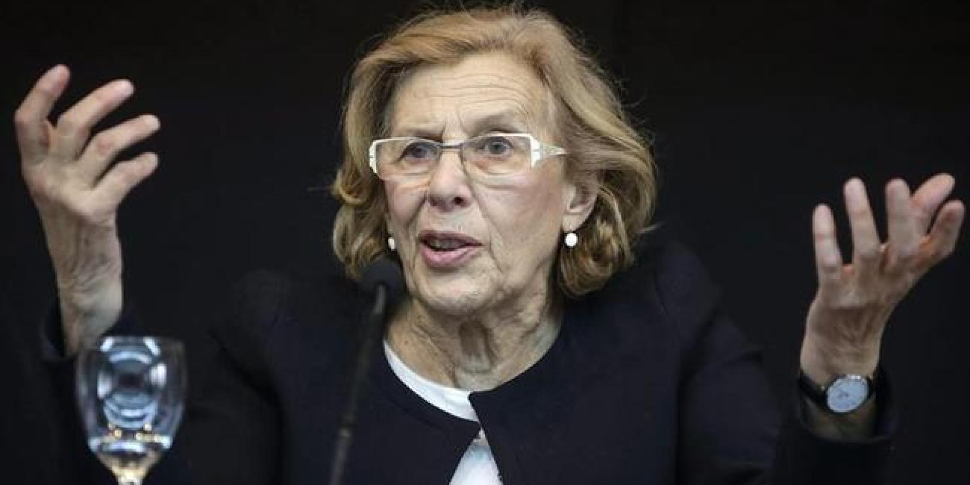 La Alcaldesa de Madrid pide al Gobierno firmeza en la negociación europea de los límites de emisiones