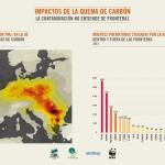 WWF alerta de que la quema de carbón cruza fronteras y provoca miles de muertes en Europa