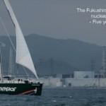 Elevados niveles de contaminación radiactiva de los ríos de Fukushima