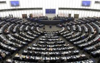El Parlamento Europeo pide que UE asuma más recortes de emisiones a 2030