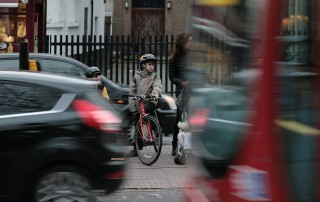 Make central London diesel-free to solve air pollution crisis – report