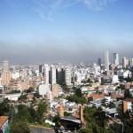 Bogotá y Medellín son las ciudades con más contaminación del aire