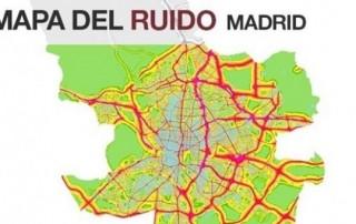 Nueve millones de españoles soportan niveles de ruido superiores a los recomendados por la OMS