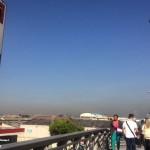 Bogotá se 'ahoga' en el smog