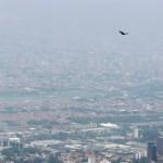 Se mantiene alerta naranja por calidad del aire en Medellín
