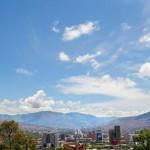 Medellín, con cielo azul tras tres días de medidas ambientales