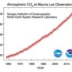 El CO2 atmosférico aumenta a tasa récord por segundo año consecutivo