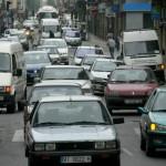 Doce millones de españoles, expuestos a ruidos del tráfico que de día superan el límite establecido