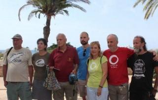 Grupos ecologistas denuncian la contaminación del aire que provocan los cruceros en el Puerto de Palma