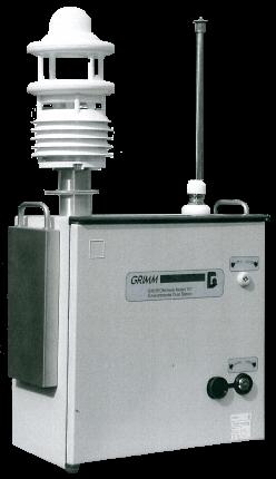 Monitor de Material Particulado. Grimm EDM 164