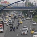 Procuraduría alerta de contaminación del aire por poco control al parque automotor