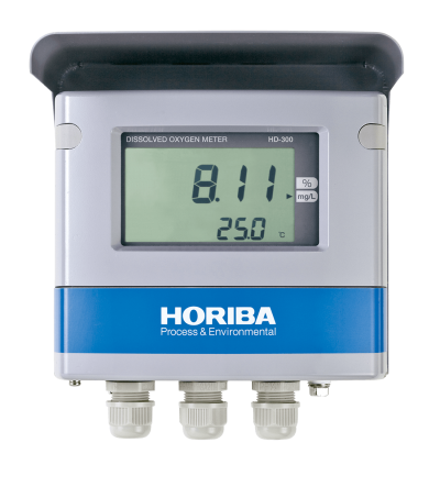 Medidor de Oxígeno Disuelto (2 Conectores) - Horiba HD-300