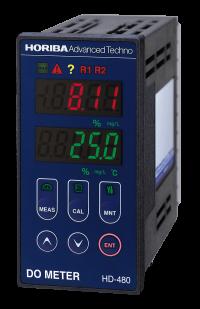 Medidor industrial de Oxígeno Disuelto - Horiba HD-480