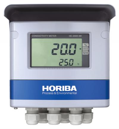 Medidor de Conductividad Alta Salinidad - Horiba HE-200H