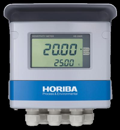 Medidor de Resistividad (4 Conectores) - Horiba HE-200R