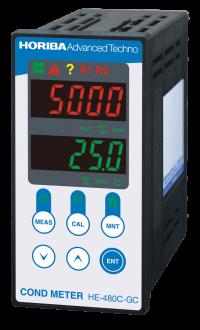 Conductímetro industrial (baja concentración) - Horiba HE-480C