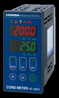 Conductímetro industrial (alta concentración) - Horiba HE-480H