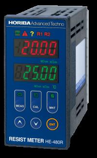 Medidor industrial de Resistividad - Horiba HE-480R