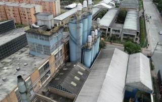 Sellan fábrica en el sur de Bogotá por incumplir controles de emisión de contaminantes