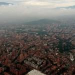 Valle de Aburrá, la región con peor aire en Colombia