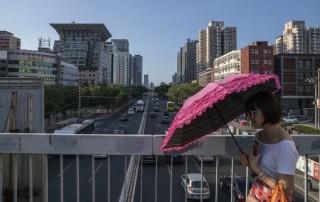 Beijing disfruta de su cielo 'más azul' en una década
