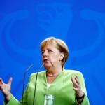 Merkel se opone a ampliar los objetivos de reducción de emisiones de la UE e insta a cumplir con los actuales