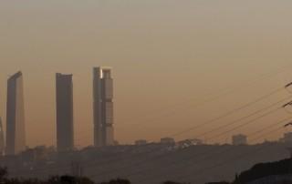 La calidad del aire, un reto en centros urbanos cada vez más poblados