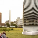 El arquitecto que quiere limpiar el aire de las urbes más contaminadas