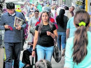 Según expertos, la contaminación auditiva se volvió elemento de paisaje.Foto: Juan Cardona. Archivo EL TIEMPO