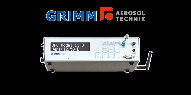 Monitor de Material Particulado para Aire Ambiente e Interior (IAQ) – Grimm 11-D