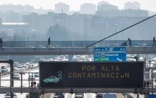 Las medidas antipolución de Europa y Norteamérica, positivas para la calidad del aire